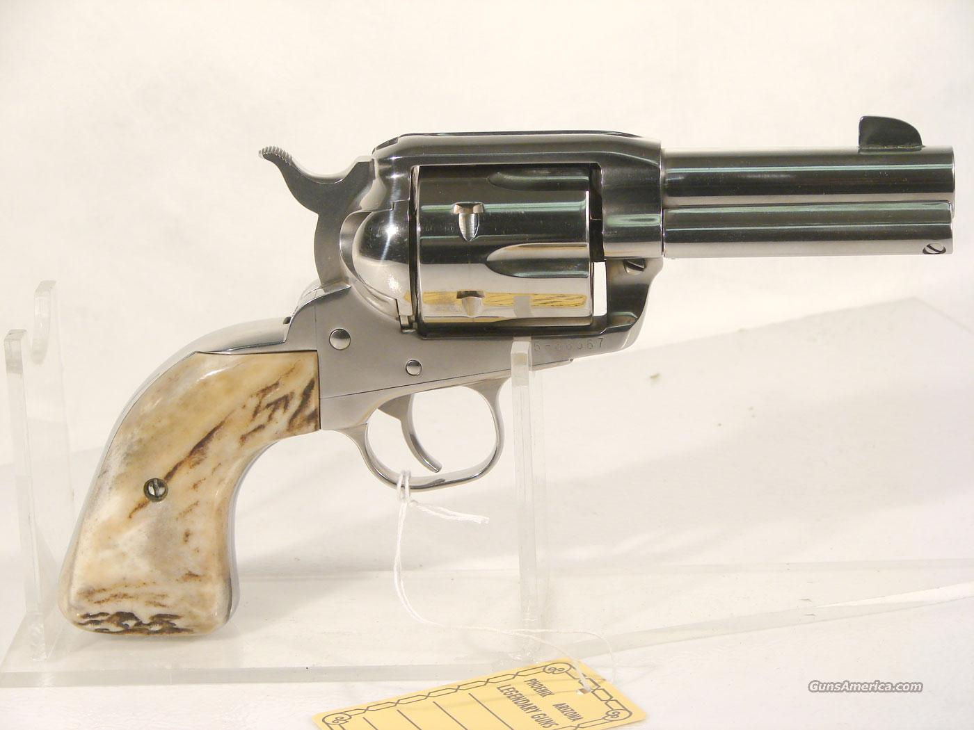 Ruger Custom Old model Vaquero .44Mag  Guns > Pistols > Ruger Single Action Revolvers > Cowboy Action