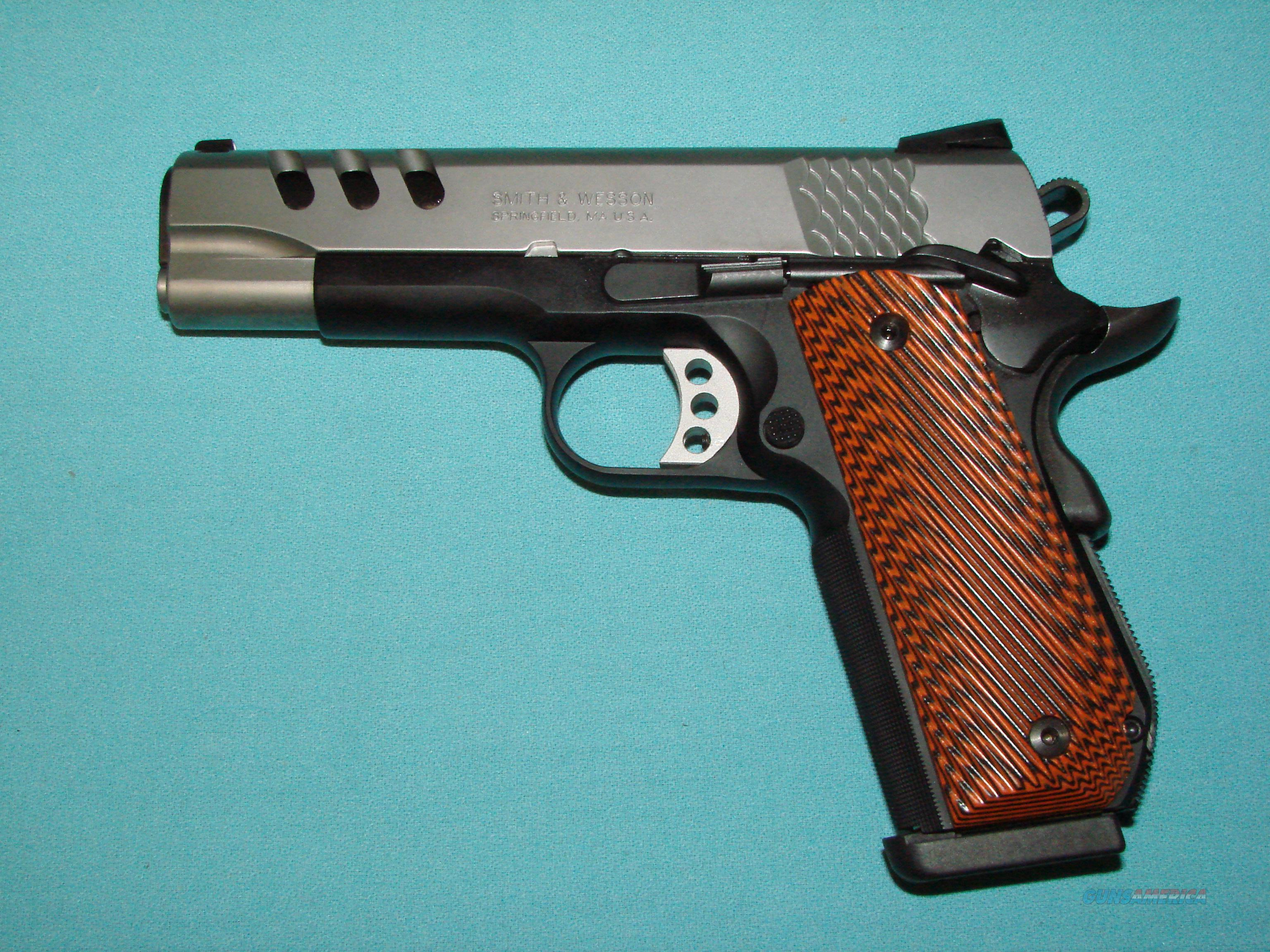 SMITH & WESSON 1911 Commander PC  Guns > Pistols > Smith & Wesson Pistols - Autos > Steel Frame
