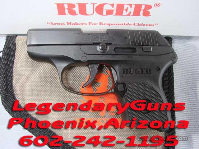 Ruger LCP, .380 Semi Auto. Used As New  Guns > Pistols > Ruger Semi-Auto Pistols > LCP