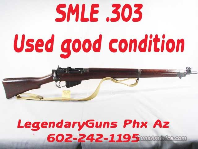 SMLE LongBranch Enfield #1Mk4  Guns > Rifles > Military Misc. Rifles Non-US > Other