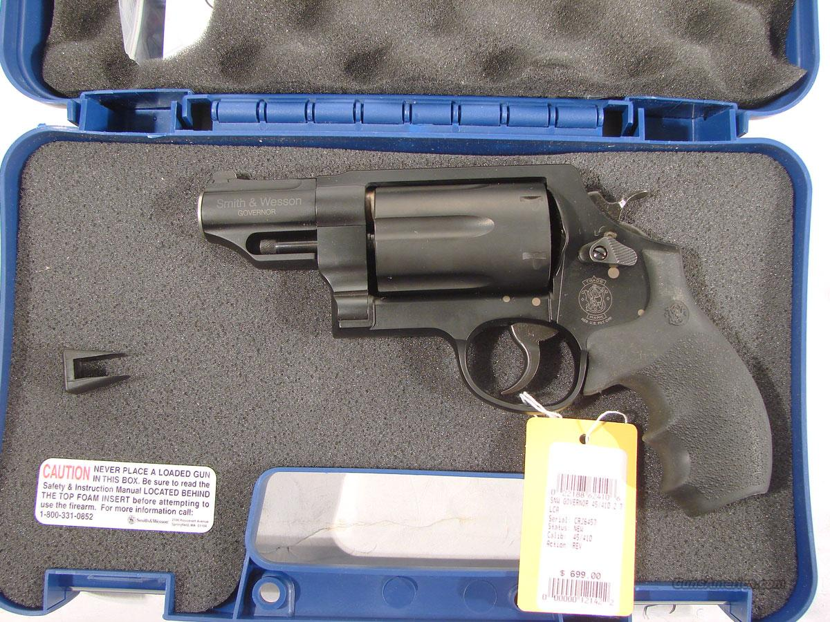 "S&W ""Governor"" 2.5 inch bbl,  Guns > Pistols > Smith & Wesson Revolvers > Full Frame Revolver"