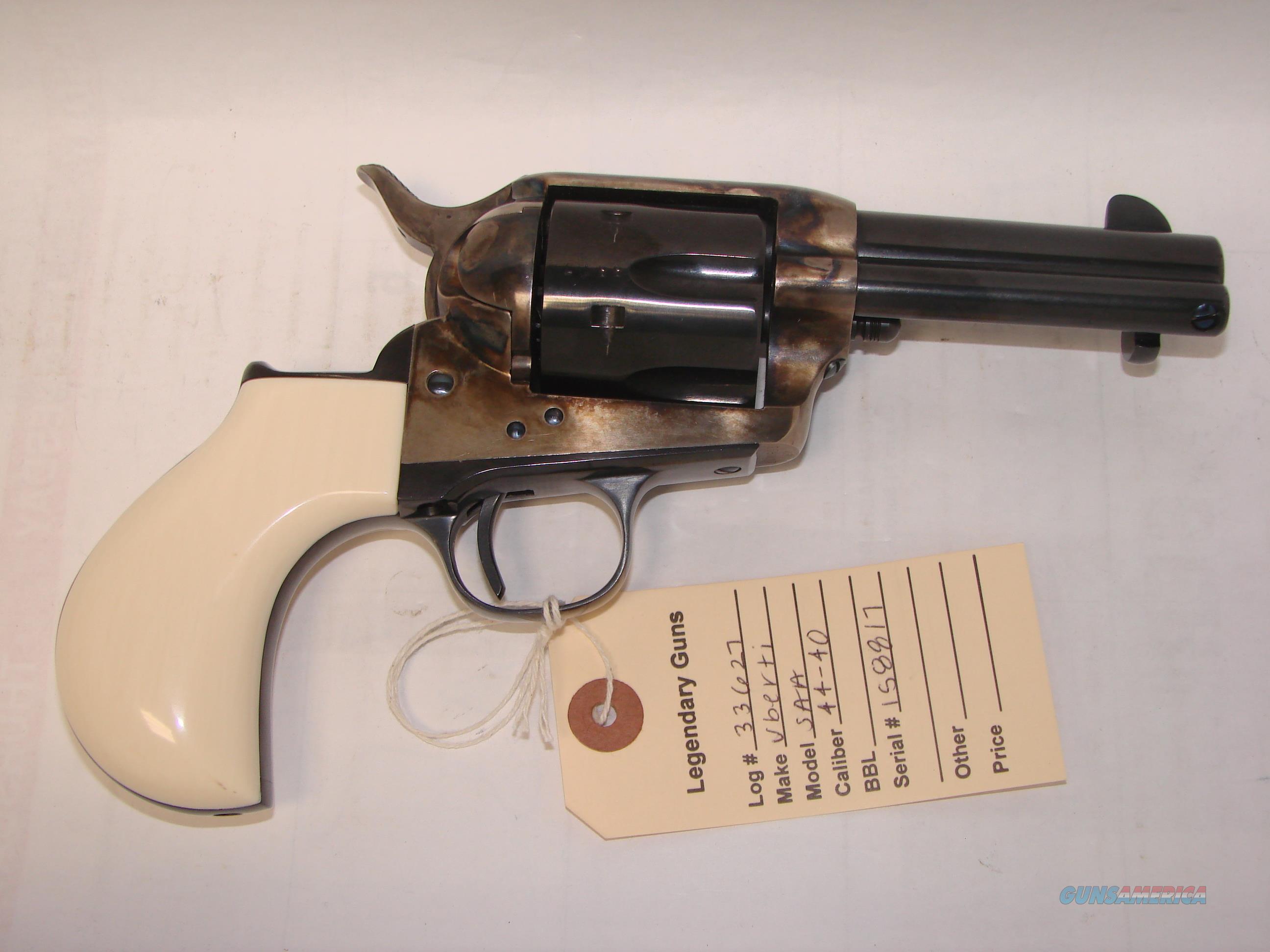 Uberti Birdshead 44-40  Guns > Pistols > Uberti Pistols > Ctg.