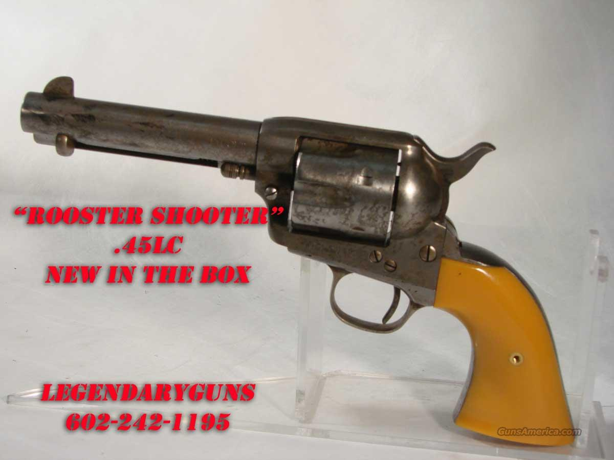 Cimarron Rooster Shooter .45LC  4 1/2 inch  Guns > Pistols > Cimmaron Pistols