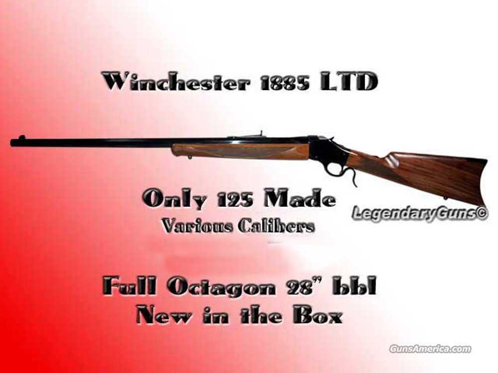 Winchester 1885 45/70 Single Shot  Guns > Rifles > Winchester Replica Rifle Misc.