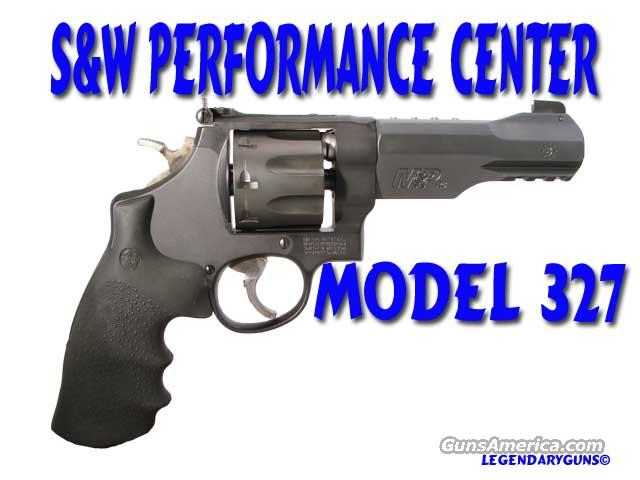 S&W PC 327   .357 5inch bbl  Guns > Pistols > Smith & Wesson Revolvers > Performance Center