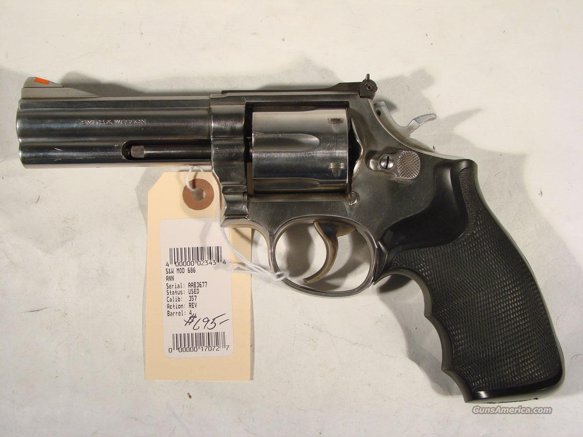 "Colt "" ANACONDA"" Stainless, 6 inch   Guns > Pistols > Colt Double Action Revolvers- Modern"
