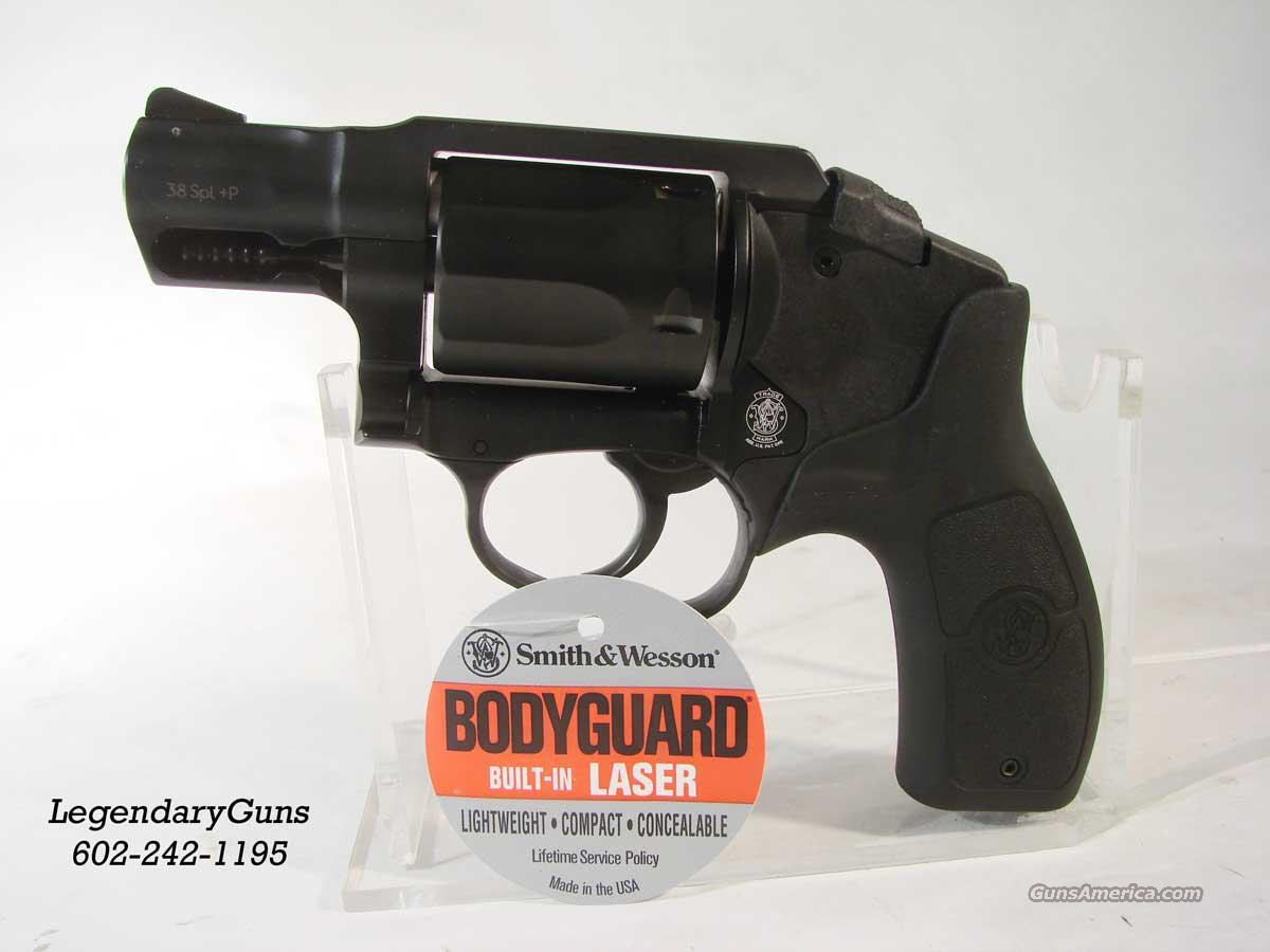 "S&W ""BodyGuard"" .38 Spl with Laser""  Guns > Pistols > Smith & Wesson Revolvers > Pocket Pistols"