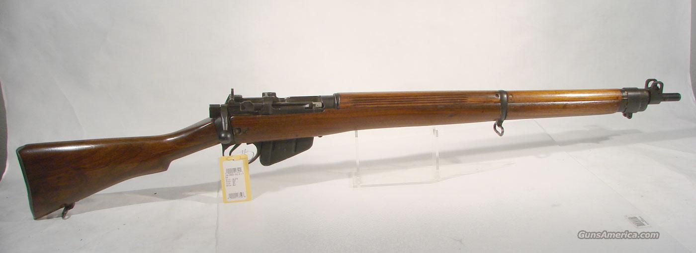 Enfield Long Branch Smle #4 Canadian  Guns > Rifles > Enfield Rifle