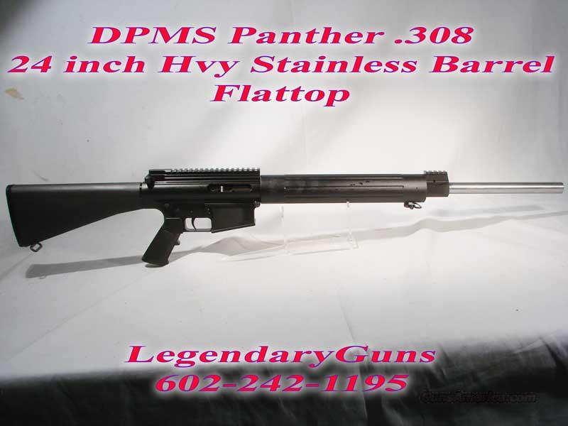 DPMS PANTHER  .308 Hvy Stainless BBL  Guns > Rifles > DPMS - Panther Arms > Complete Rifle