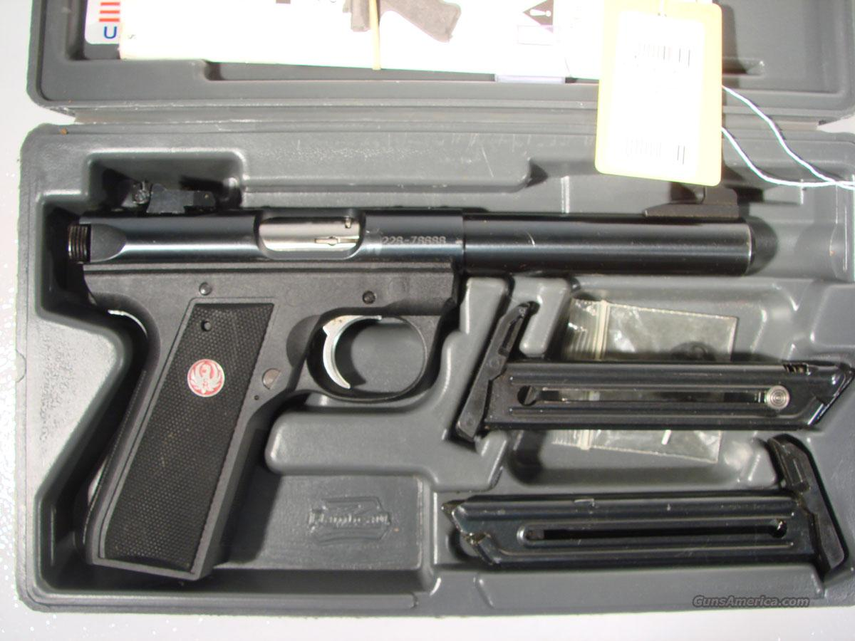 Ruger P512MKIII , .22LR Used in the orginal box  Guns > Pistols > Ruger Semi-Auto Pistols > Mark I & II Family