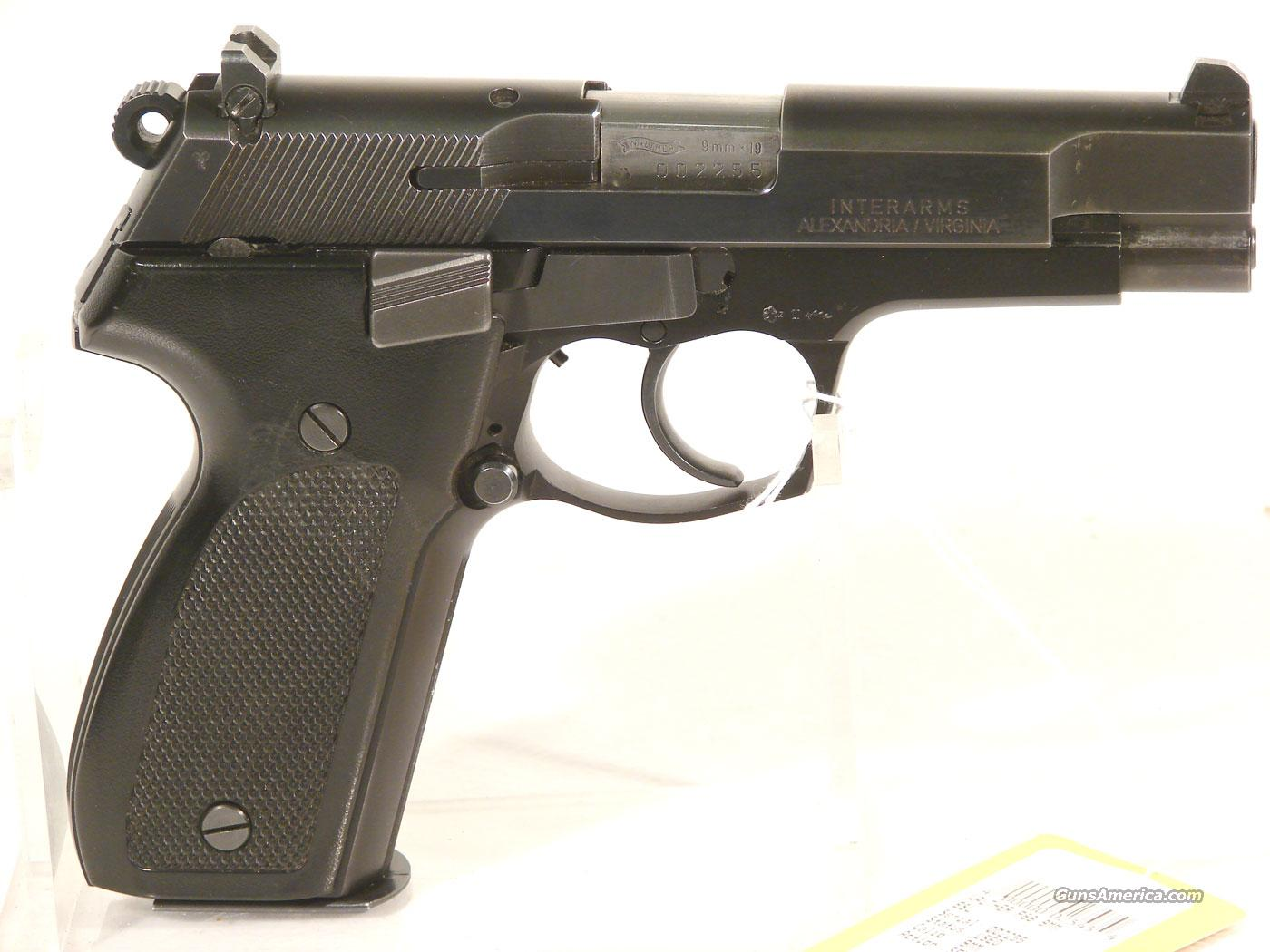 Walther P-88 9mm Full size  Guns > Pistols > Walther Pistols > Post WWII > P99/PPQ