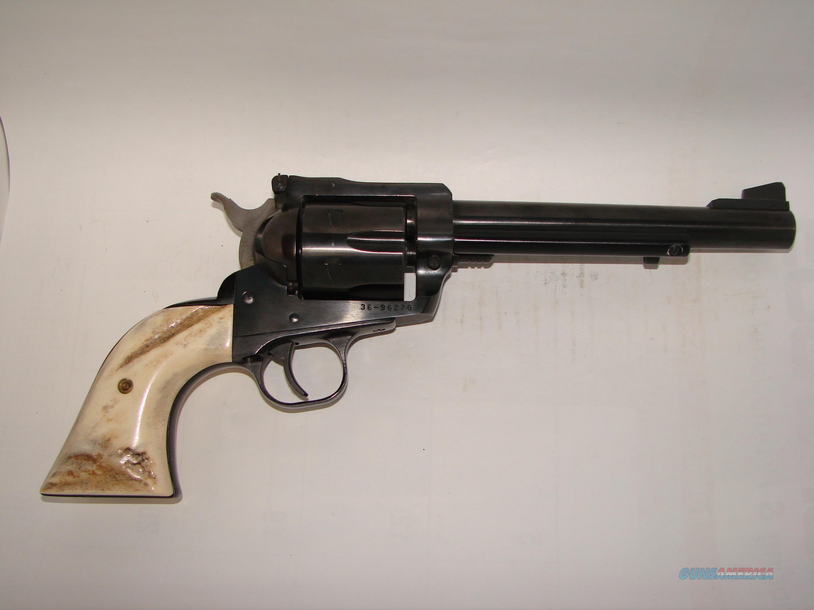 Ruger Blackhawk  Guns > Pistols > Ruger Single Action Revolvers > Blackhawk Type