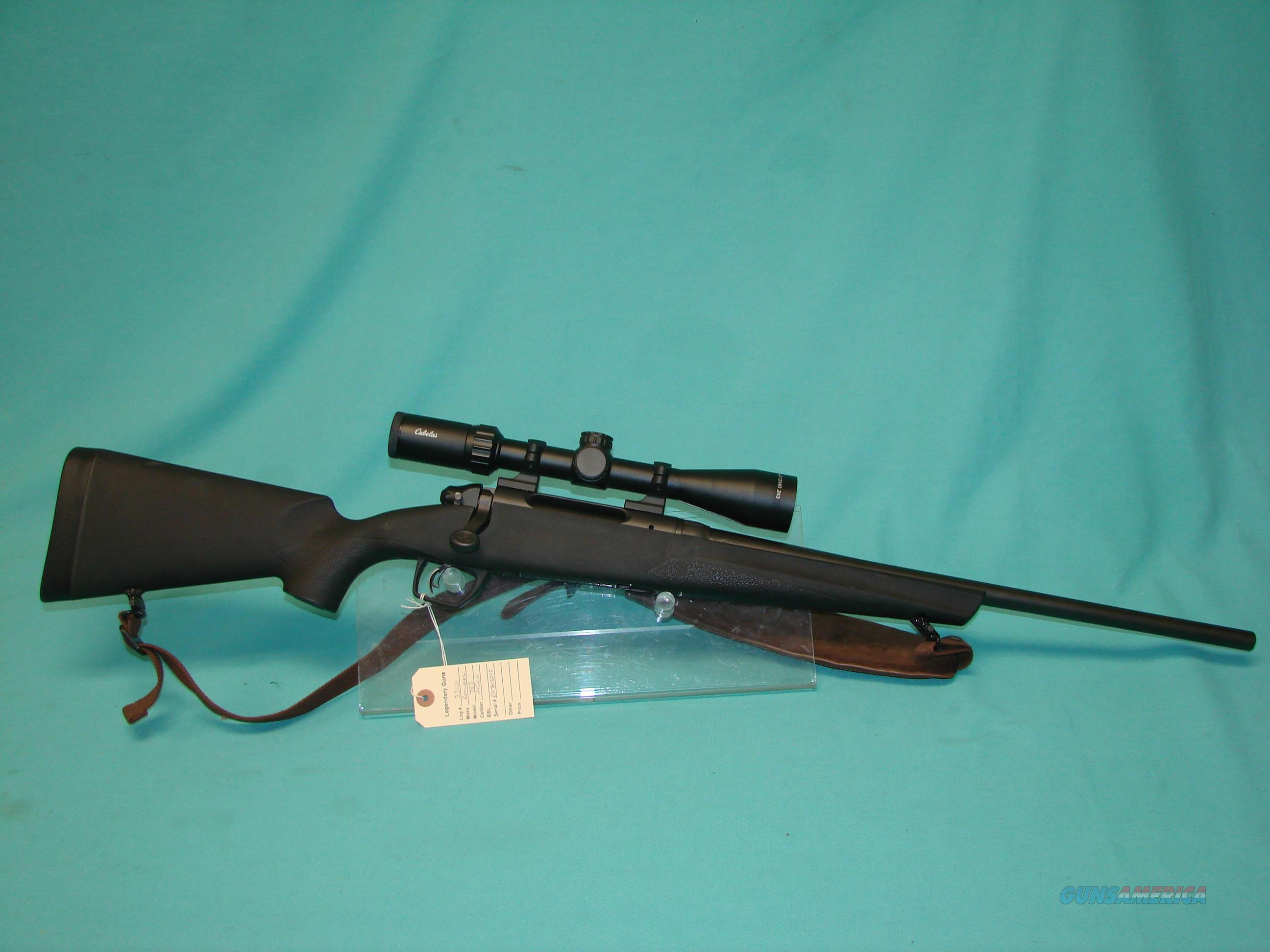 Remington 783 .243Win  Guns > Rifles > Remington Rifles - Modern > Bolt Action Non-Model 700 > Sporting
