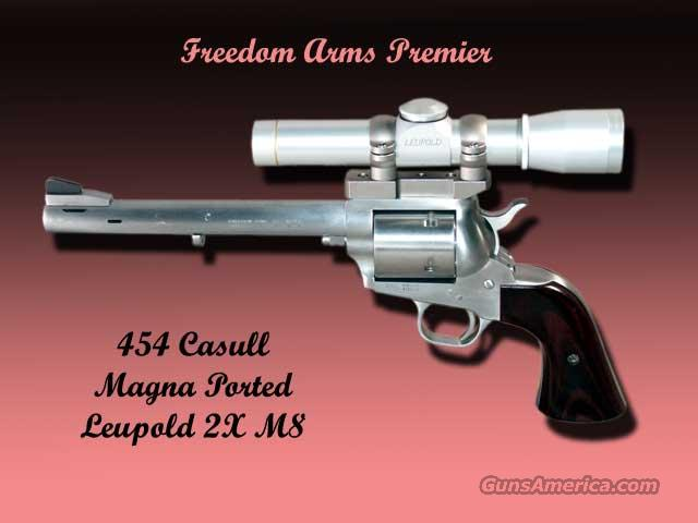 Freedom Arms .83 Premier Package  Guns > Pistols > Freedom Arms Pistols