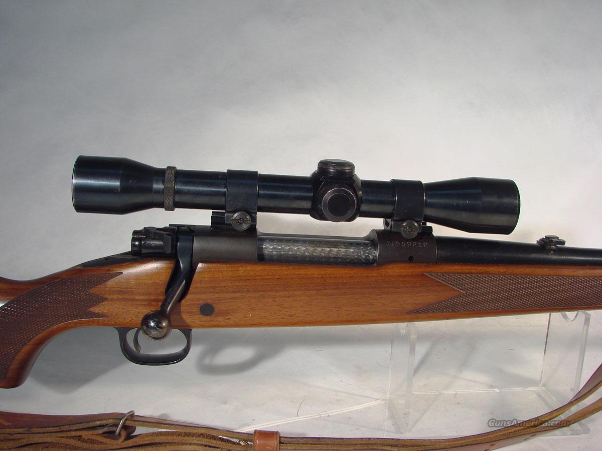 "Winchester Model 70 .270 ""Westerner""  Guns > Rifles > Winchester Rifles - Modern Bolt/Auto/Single > Model 70 > Post-64"