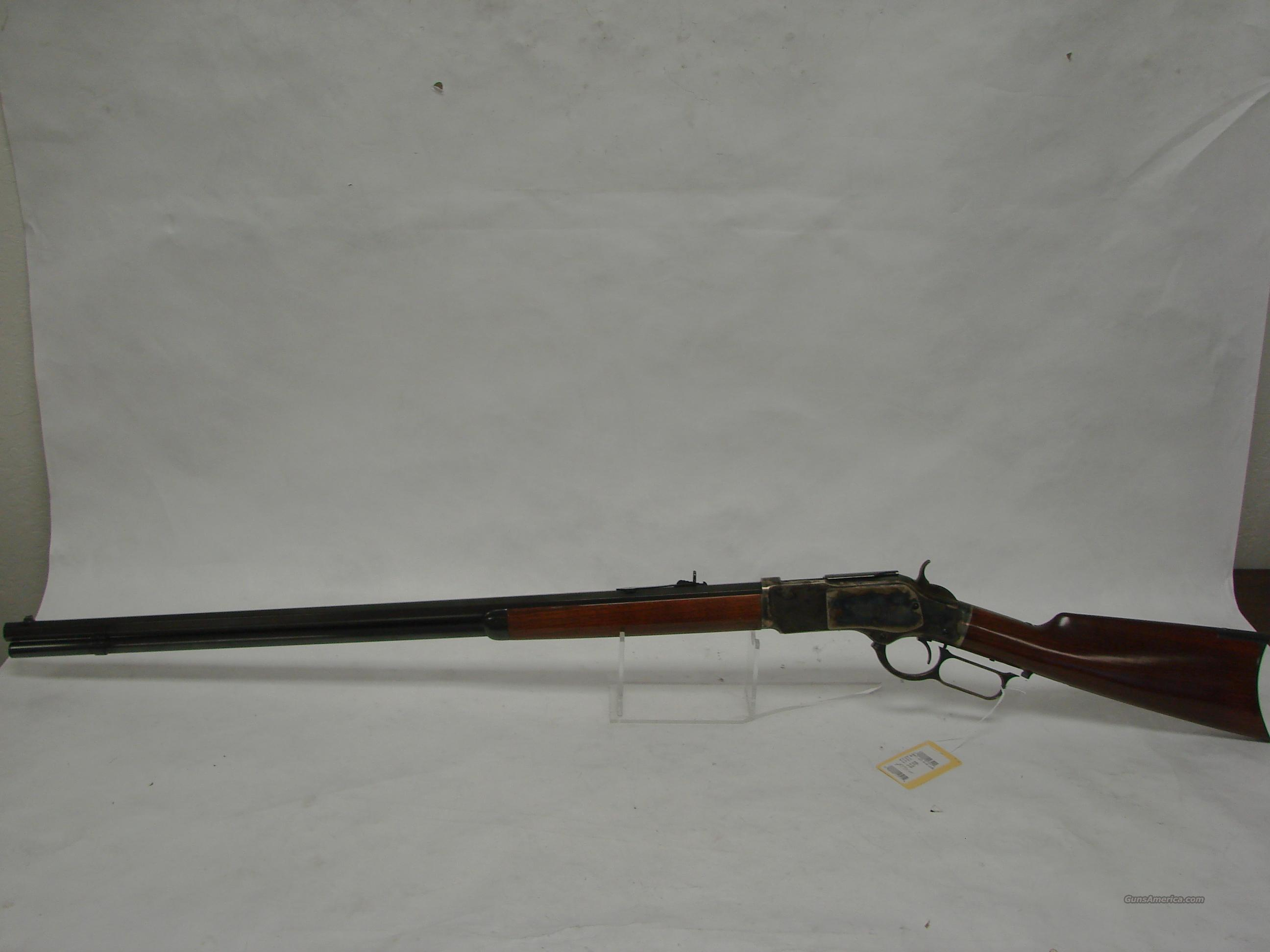 "Uberti 1873 44-40 30""B Excellent Condition  Guns > Rifles > Uberti Rifles > Lever Action"