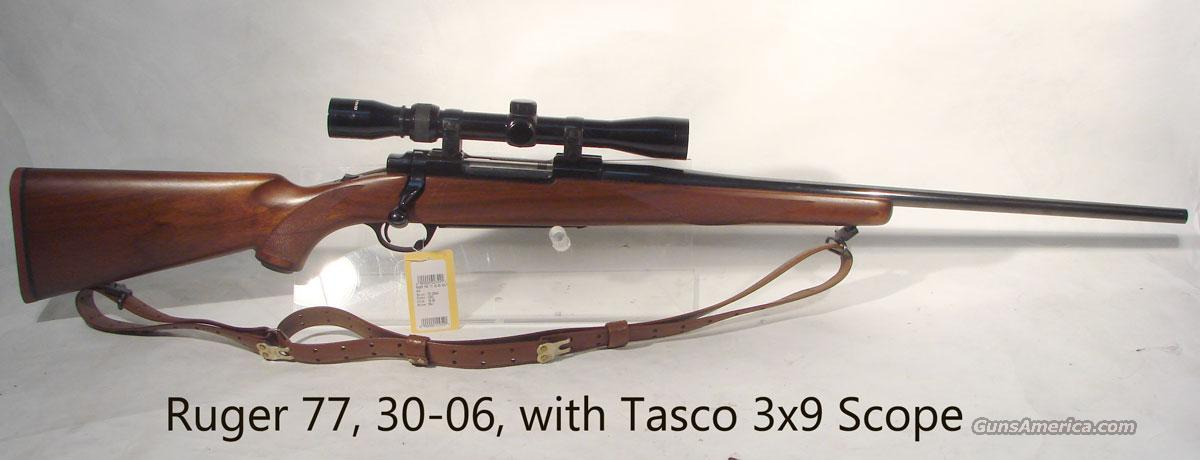 Ruger MK-77 30-06 Great basic hunting  Guns > Rifles > Ruger Rifles > Model 77