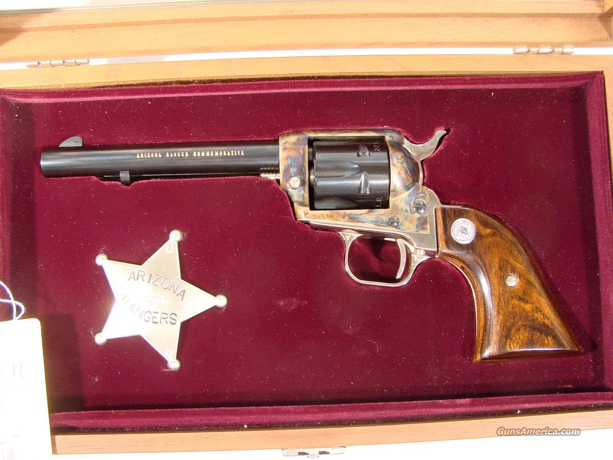 Colt Arizona Ranger Commemorative .22LR  Guns > Pistols > Colt Single Action Revolvers - Modern (22 Cal.)