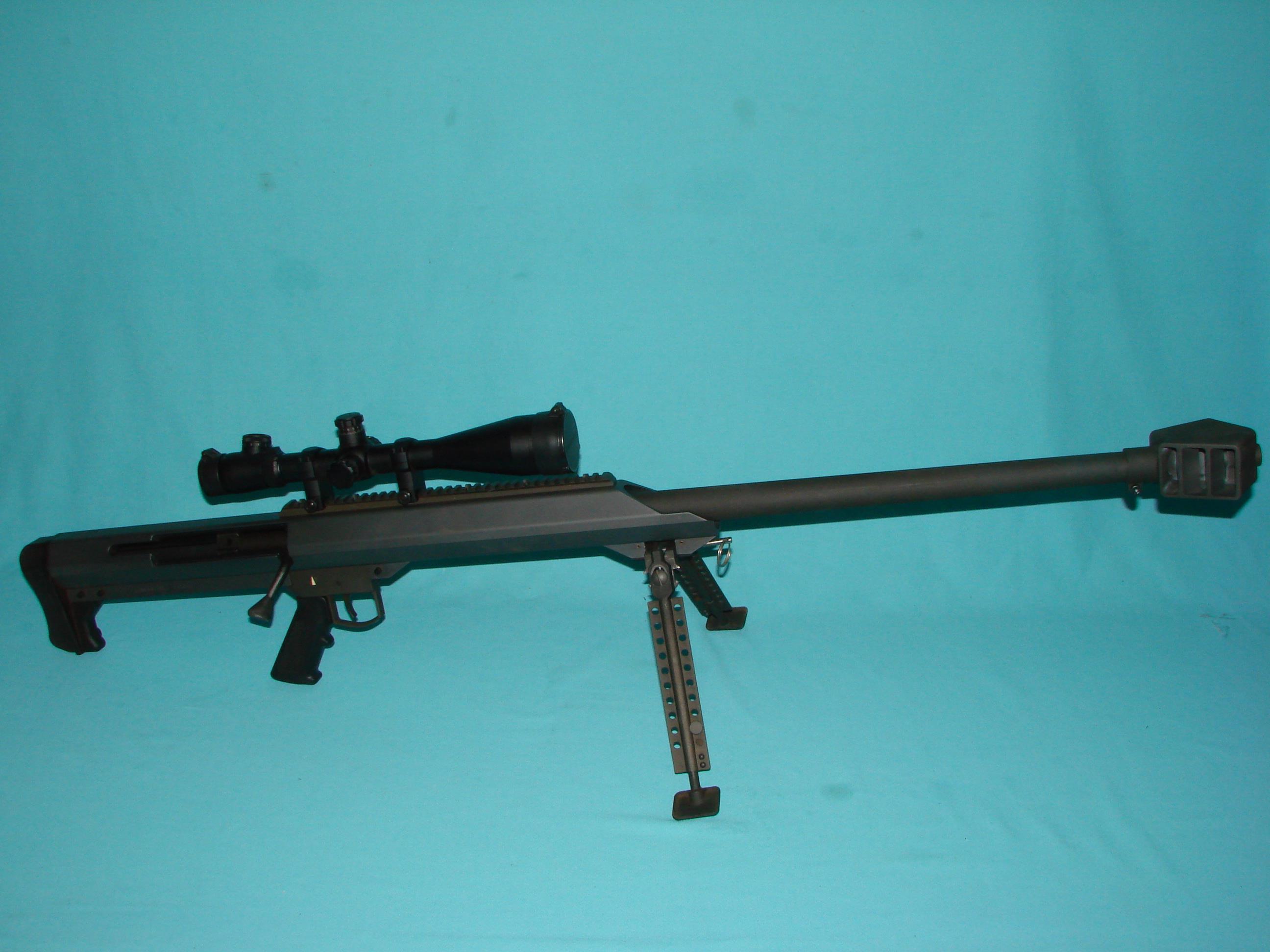 Barrett M99 w/Leuopold Scope  Guns > Rifles > Barrett Rifles