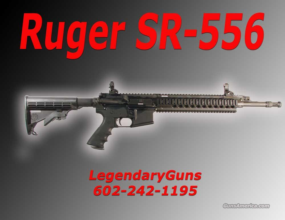 Ruger SR-556  New Semi Auto  Guns > Rifles > Ruger Rifles > Mini-14 Type