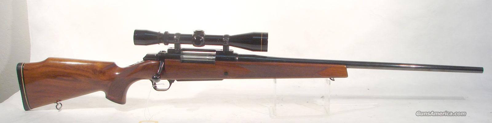 "Browning ""BBR"" 7mmMag, With scope  Guns > Rifles > Browning Rifles > Bolt Action > Hunting > Blue"