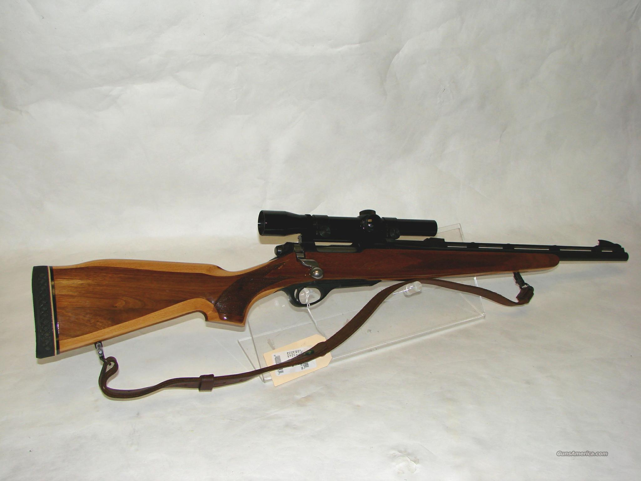 Remington 600  Guns > Rifles > Remington Rifles - Modern > Other