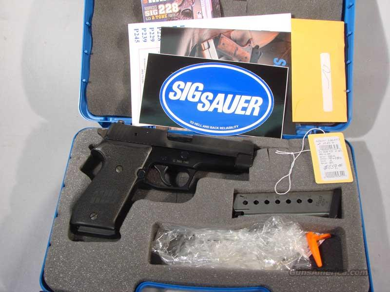 Sig P220 .45 with Night sights  Guns > Pistols > Sig - Sauer/Sigarms Pistols > P220