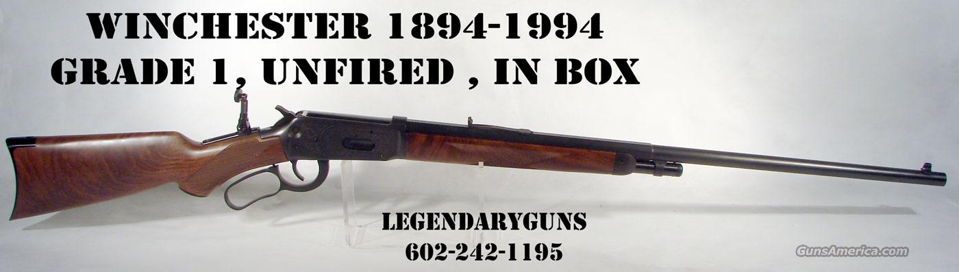 Winchester 1894-1994 Centennial Grade 1,  Guns > Rifles > Winchester Rifle Commemoratives
