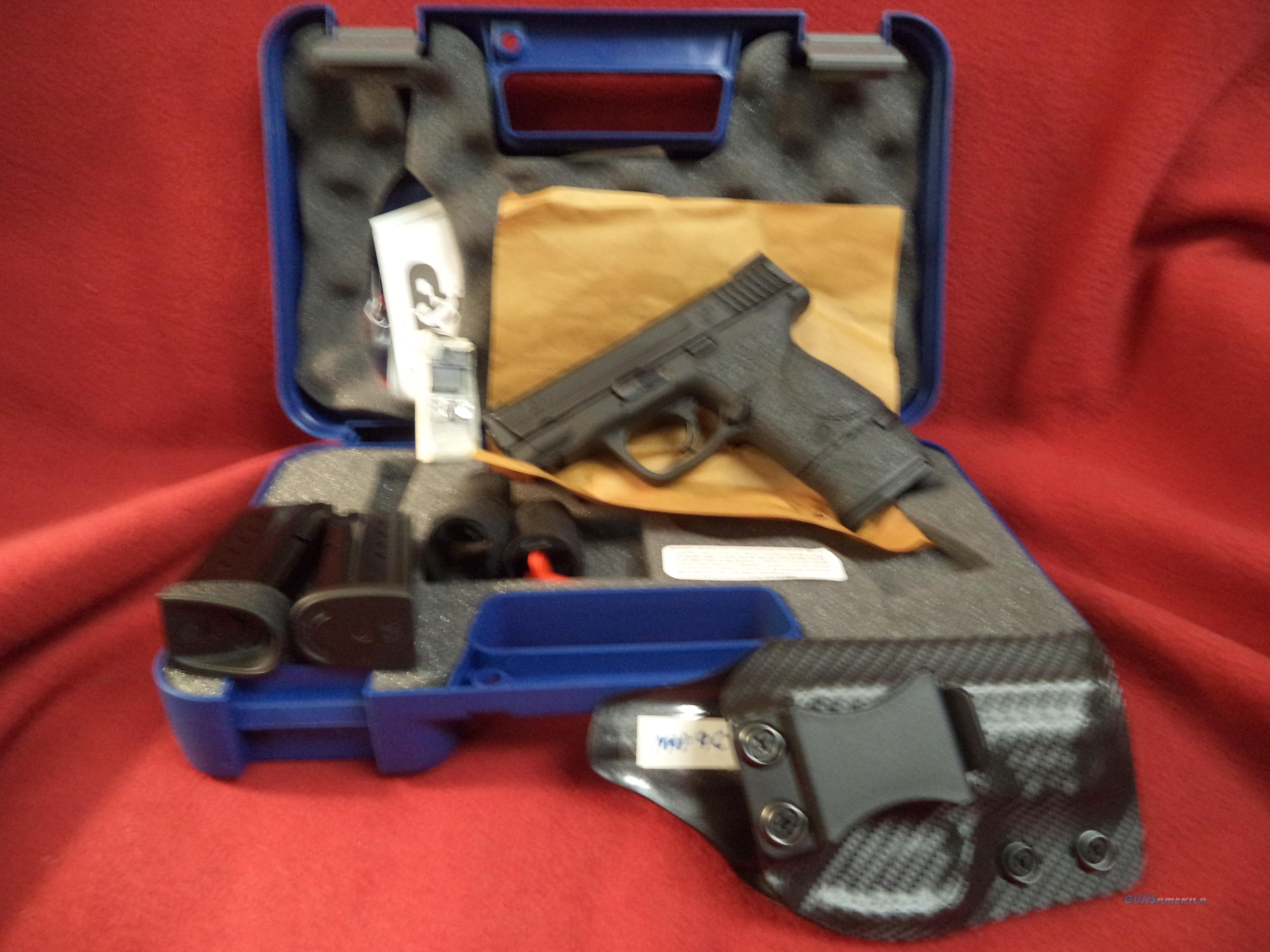 M&P 9C+ EXTRA'S  Guns > Pistols > Smith & Wesson Pistols - Autos > Polymer Frame