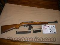 Marlin 9mm Luger Camp Carbine w/4 magazines  Guns > Rifles > Marlin Rifles > Modern > Semi-auto