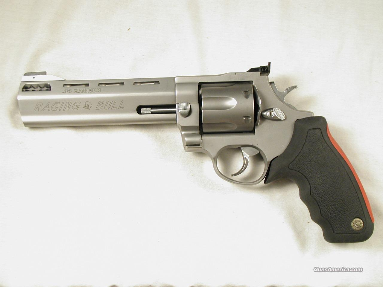 TAURUS RAGING BULL 44 MAGNUM for sale