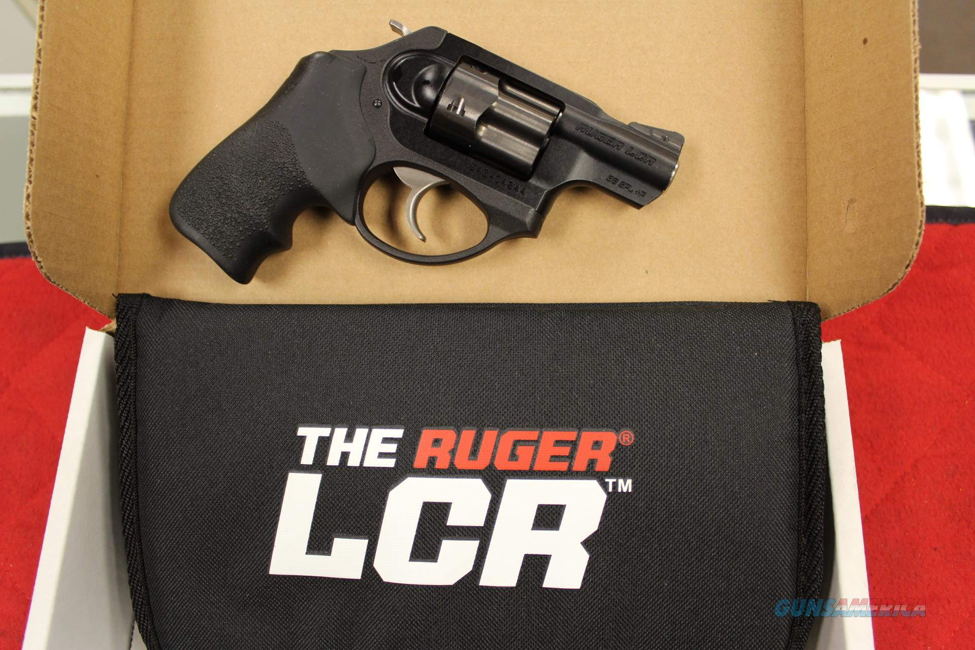RUGER LCRX 38 +p NEW in BOX Clearance Priced! $45 Dollars BELOW dealer price!  Guns > Pistols > Ruger Double Action Revolver > LCR