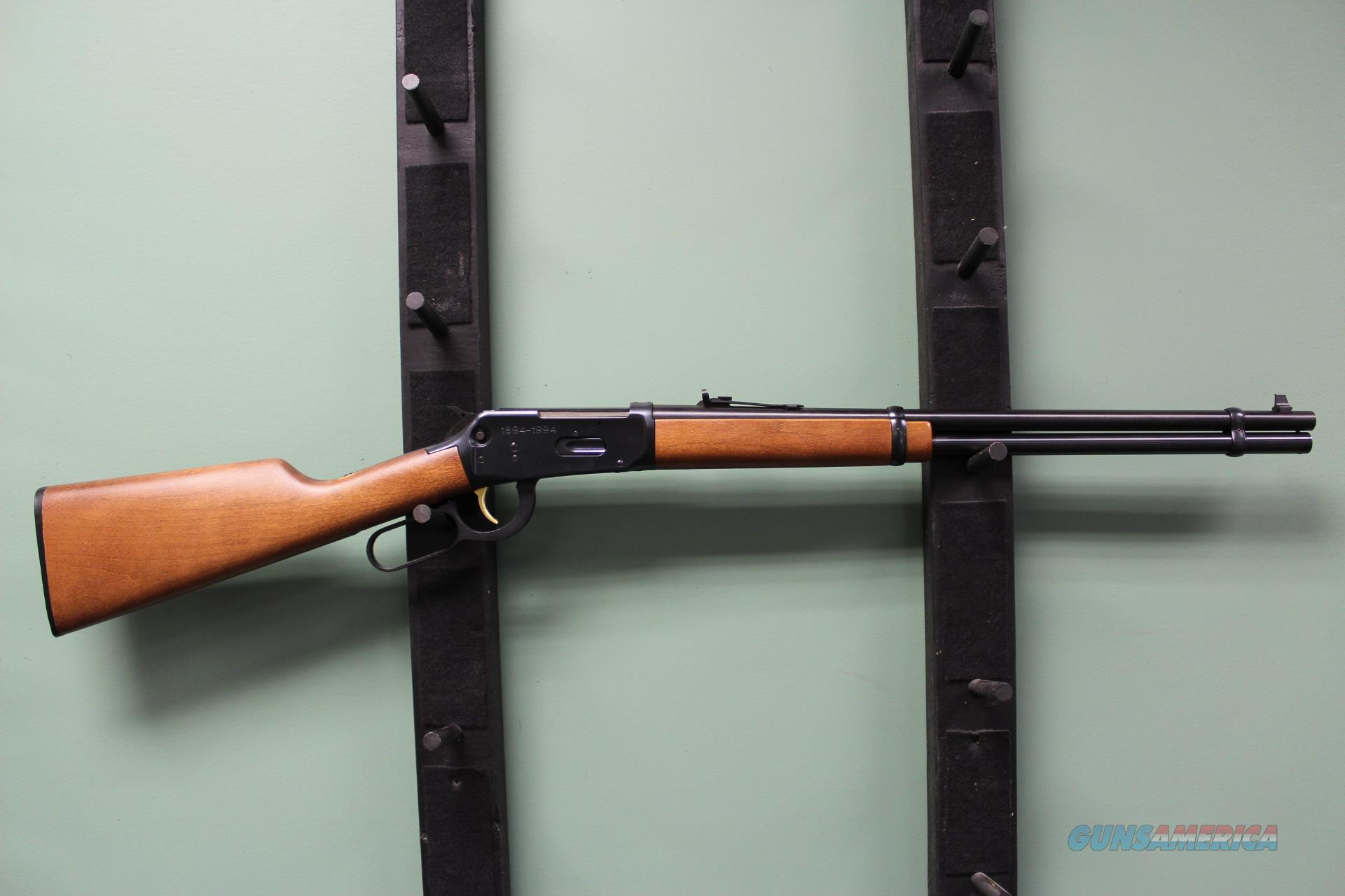 Winchester Ranger model 1894 Centennial  Guns > Rifles > Winchester Rifles - Modern Lever > Model 94 > Post-64