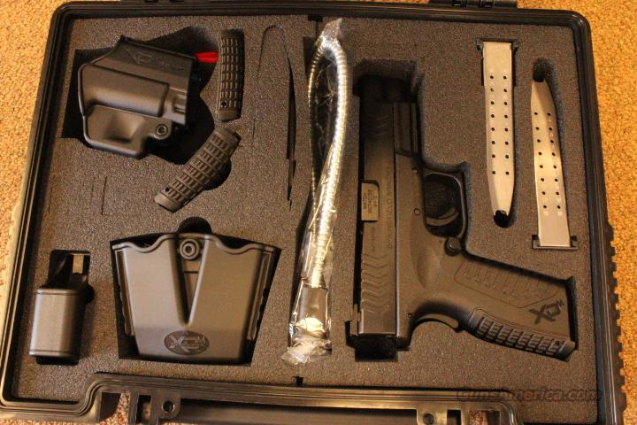 XDM 9MM FULL SIZE SPRINGFIELD ARMORY NEW IN BOX BLOWOUT SALE!  Guns > Pistols > Springfield Armory Pistols > XD-M