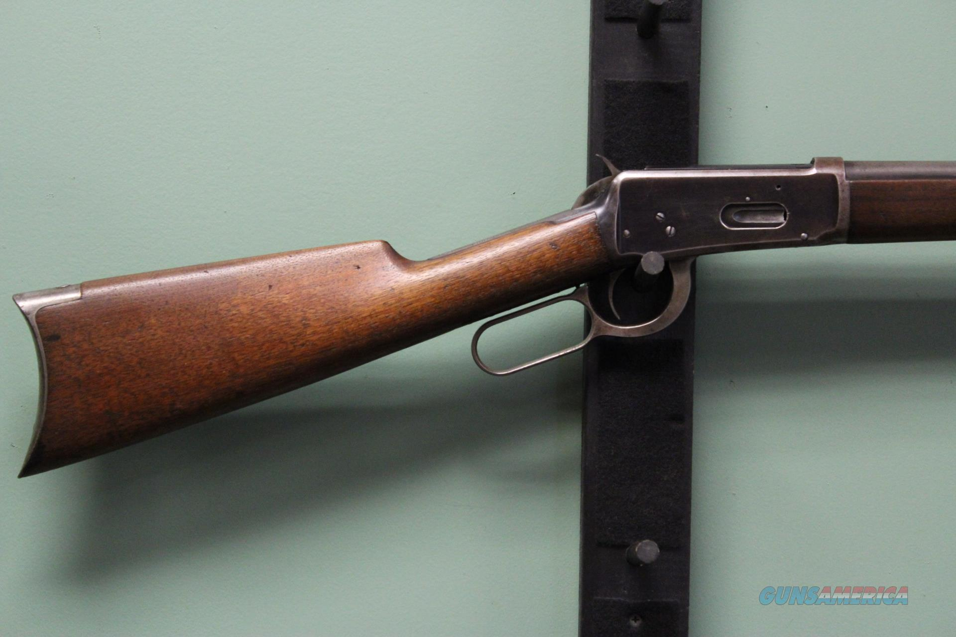 Antique model 1894  Guns > Rifles > Winchester Rifles - Pre-1899 Lever