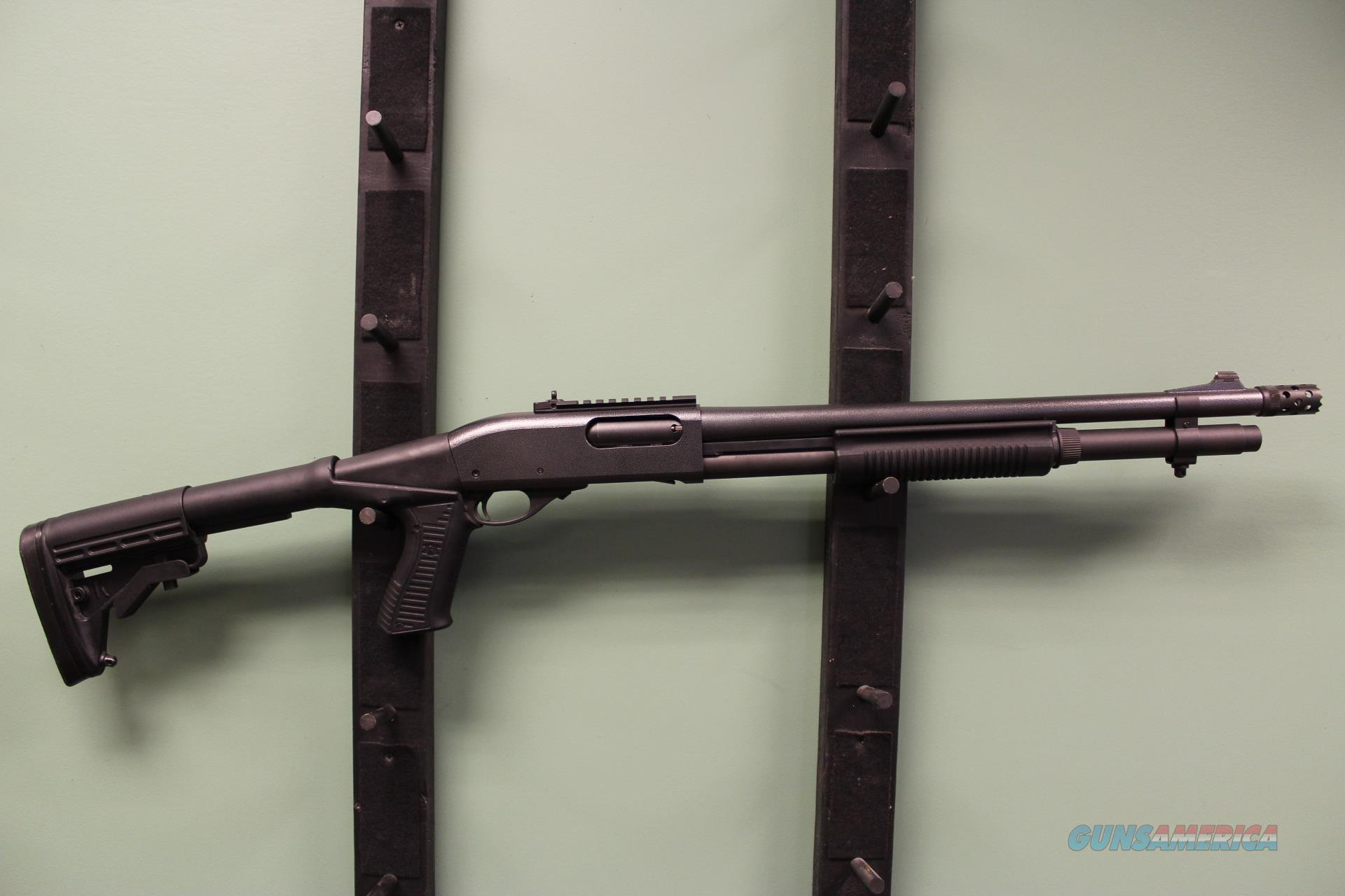 Remington 870 Tactical     $519 after mail in rebate!!!  Guns > Shotguns > Remington Shotguns  > Pump > Tactical