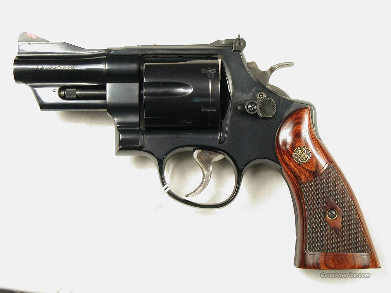 SMITH & WESSON M 29 3 INCH  Guns > Pistols > Smith & Wesson Revolvers > Full Frame Revolver