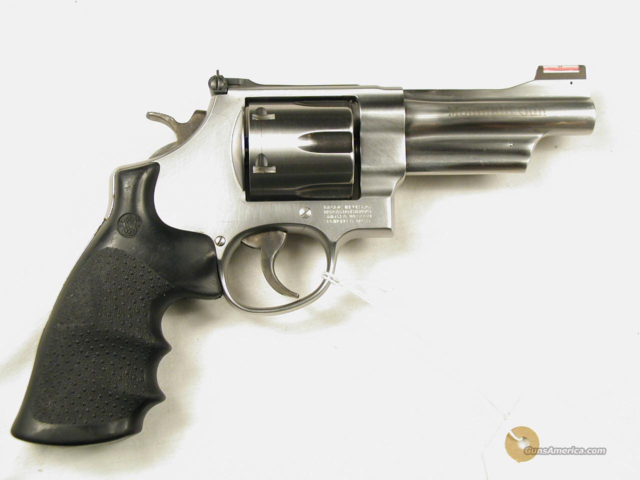 SMITH & WESSON 625 MOUNTAIN GUN 45 LC For Sale