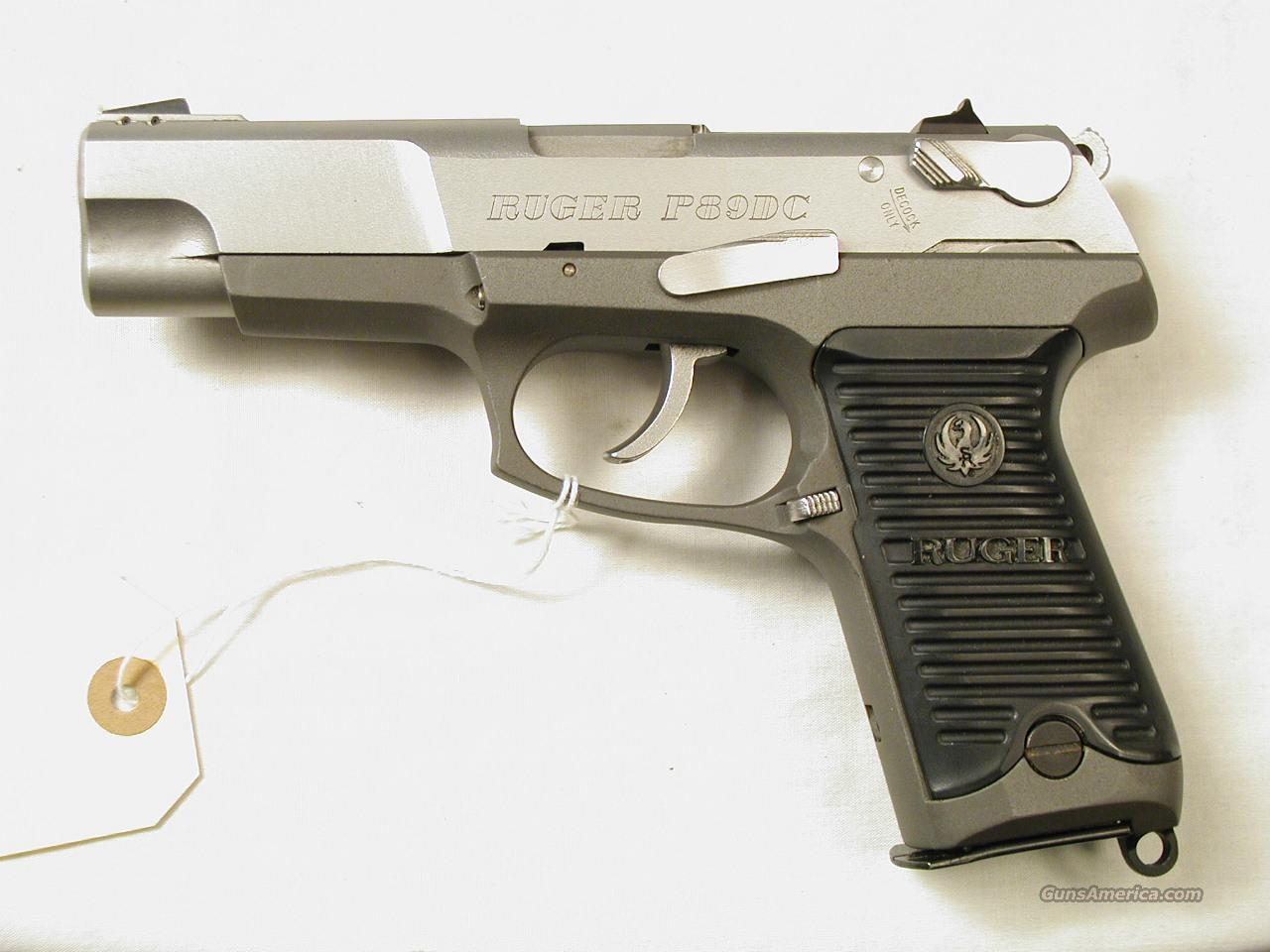 Lewis Auto Sales >> RUGER P89DC STAINLESS 9MM for sale