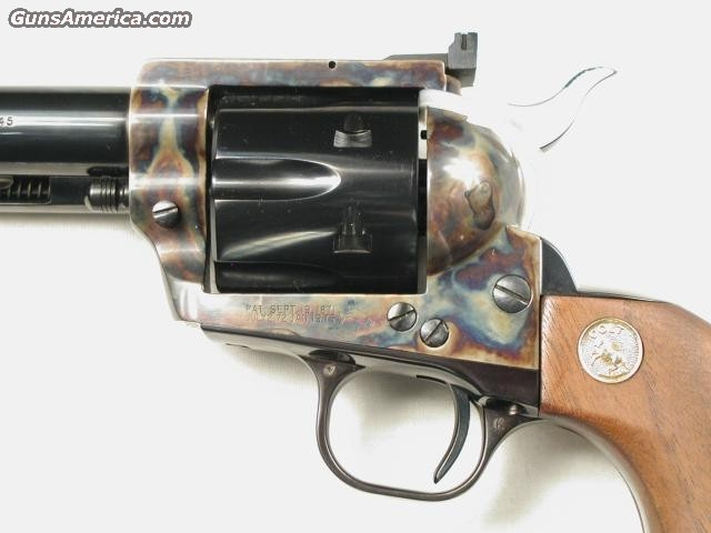 NEW FRONTIER 45 LC  Guns > Pistols > Colt Single Action Revolvers - 2nd Gen.