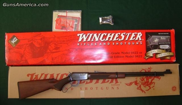 LEGACY  TRIBUTE 9422  Guns > Rifles > Winchester Rifles - Modern Lever