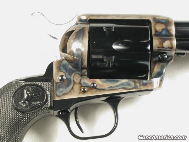 SAA 45LC  Guns > Pistols > Colt Single Action Revolvers - 3rd Gen.