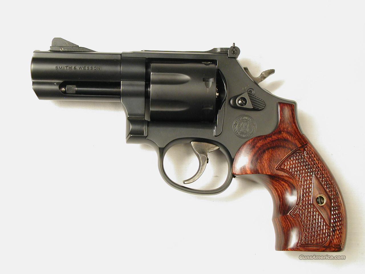 586 PC COMP GUN  Guns > Pistols > Smith & Wesson Revolvers > Performance Center