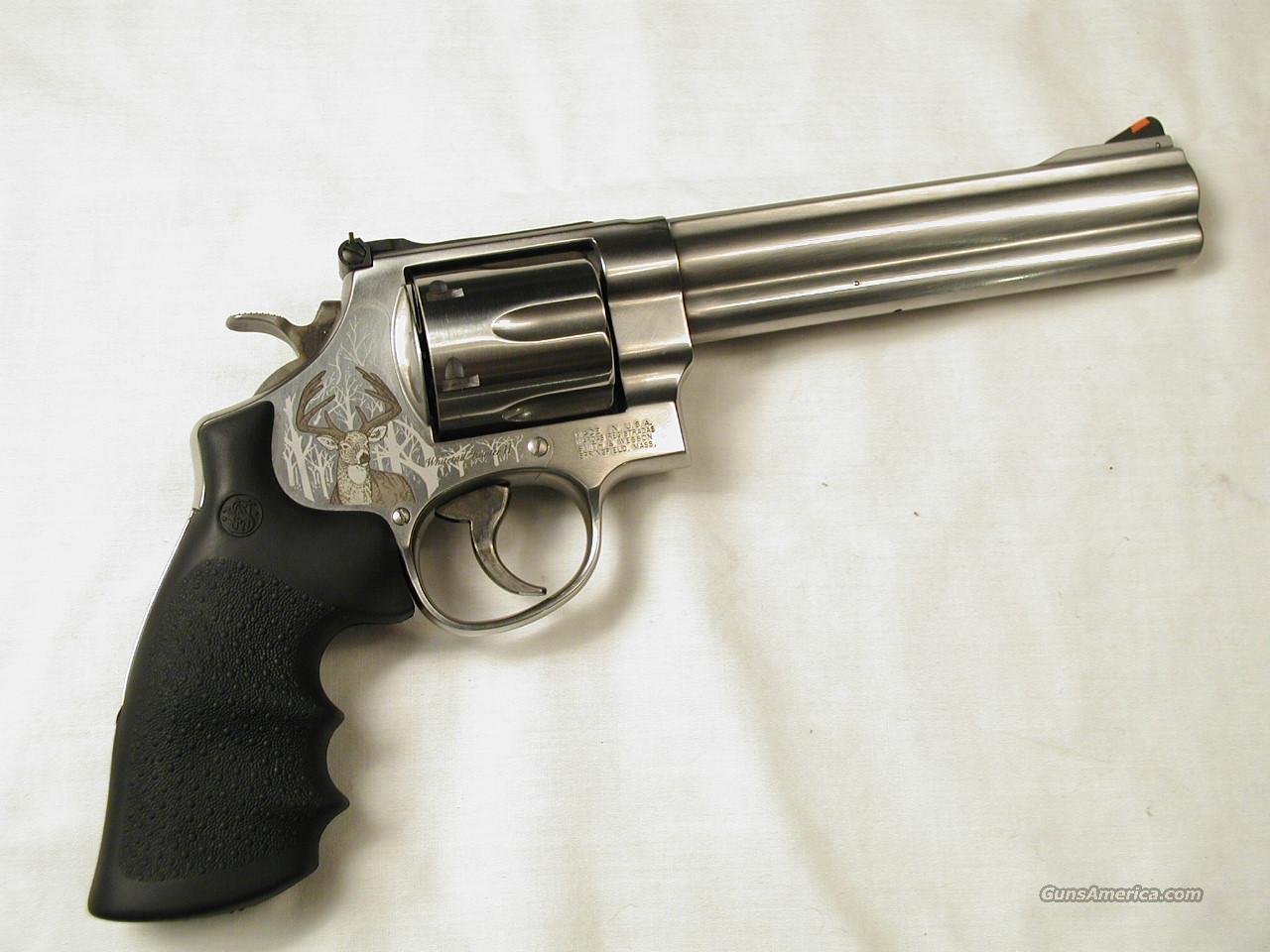 629 WHITETAIL HUNTER II  Guns > Pistols > Smith & Wesson Revolvers > Full Frame Revolver