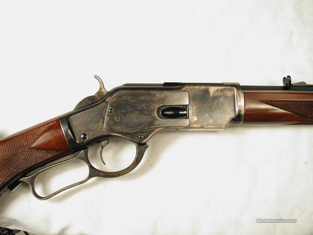 1873 SPECIAL SPORTING RIFLE  Guns > Rifles > Uberti Rifles > Lever Action