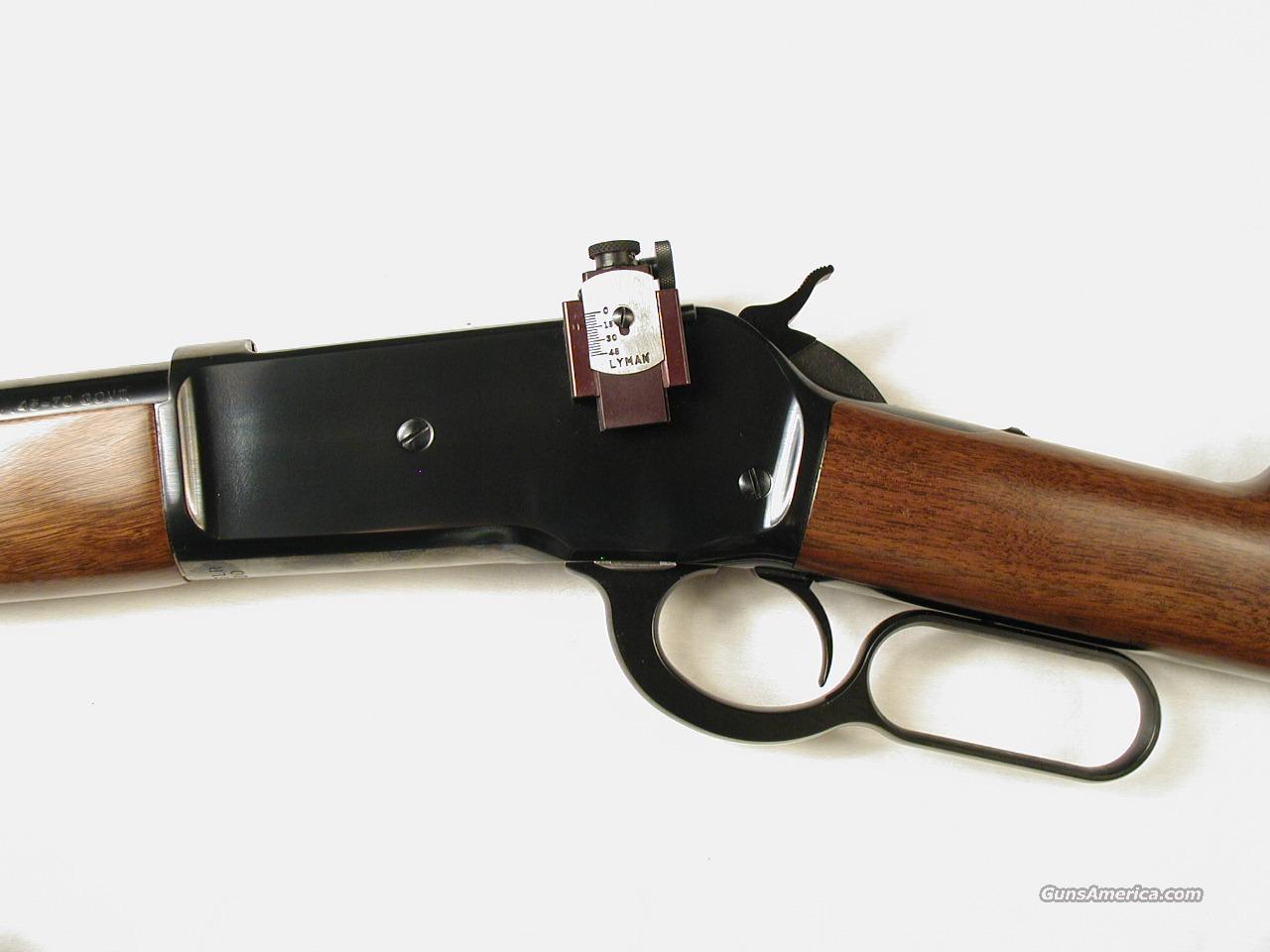1886 EXTRA LIGHT RIFLE  Guns > Rifles > Winchester Rifles - Modern Lever > Other Lever > Post-64