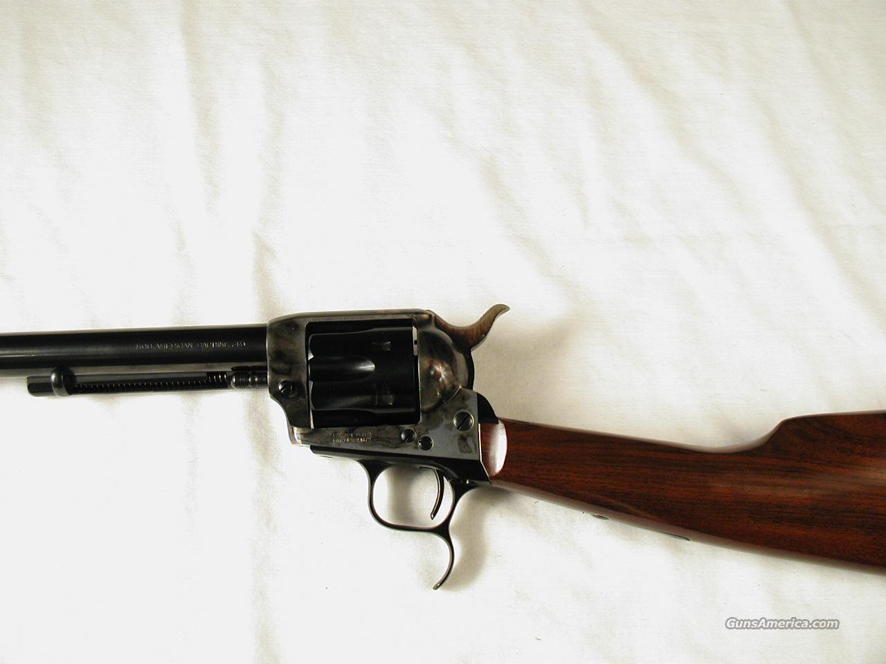 1873 REVOLVING CARBINE  Guns > Rifles > Uberti Rifles > Lever Action