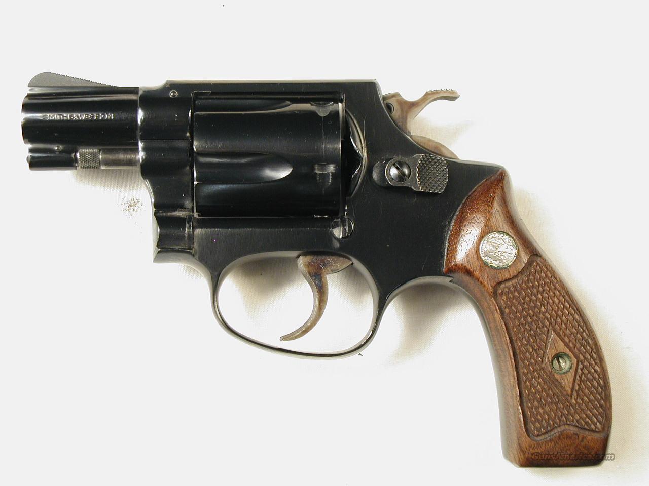 36  Guns > Pistols > Smith & Wesson Revolvers > Pocket Pistols