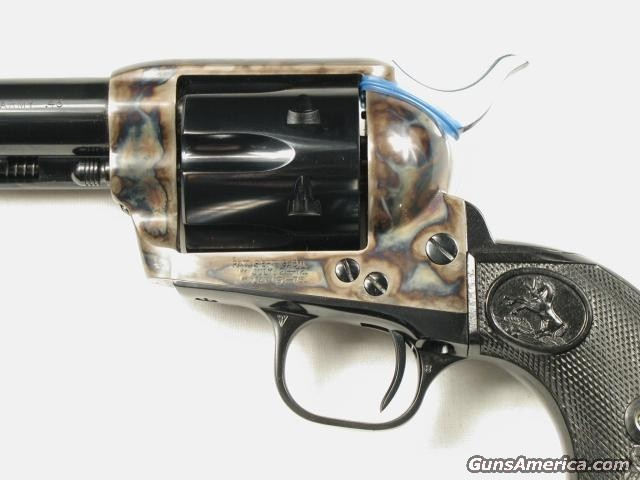 BLACK POWDER FRAME 45 LC  Guns > Pistols > Colt Single Action Revolvers - 3rd Gen.