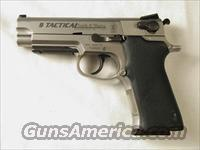 SMITH & WESSON M 5906 TACTICAL  Guns > Pistols > Smith & Wesson Pistols - Autos > Steel Frame